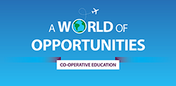 Coop Logo - A World of Opportunities